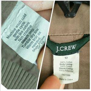 J. Crew Jackets & Coats - {{ J.Crew Bomber Jacket }}